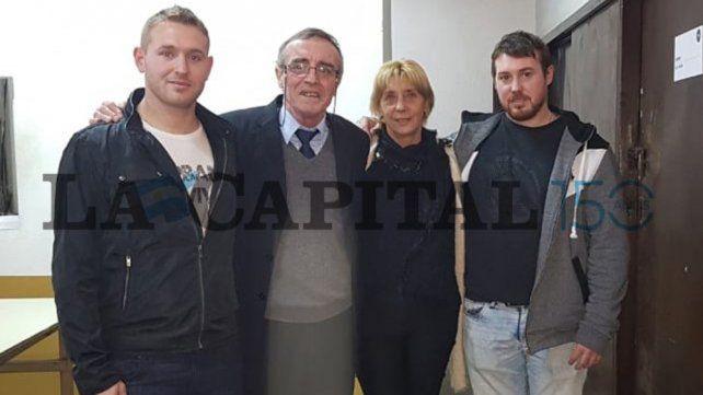 Destruyeron a mi familia, dijo Tognoli al salir del lugar donde estaba preso