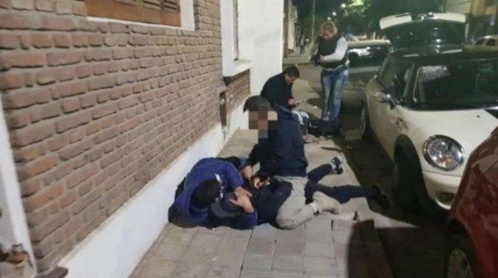 El procedimiento se realizó en Córdoba.