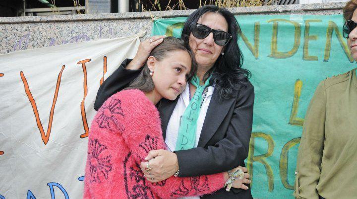 Norma Castaño integra la ONG Madres Solidarias y denunció al exjefe de la Policía Hugo Tognoli.