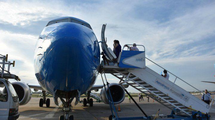 El vuelo inaugural desde Rosario a Río será el próximo 5 de octubre