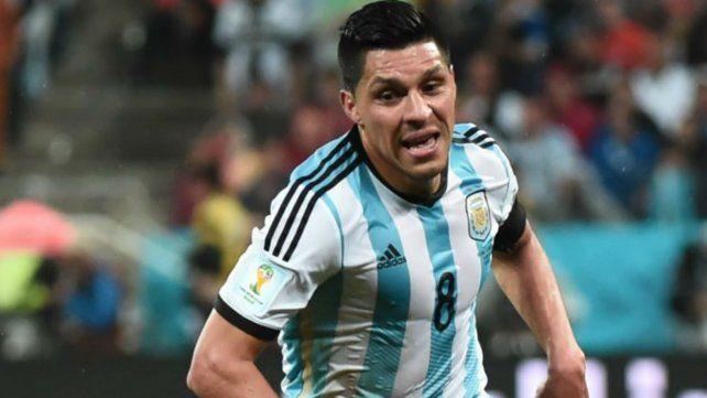 Pérez vuelve a vestir la camiseta de la Selección nacional