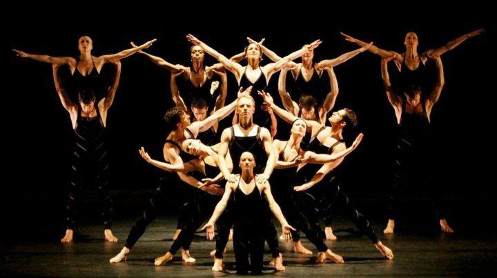 En accion. La Paul Taylor Dance Company