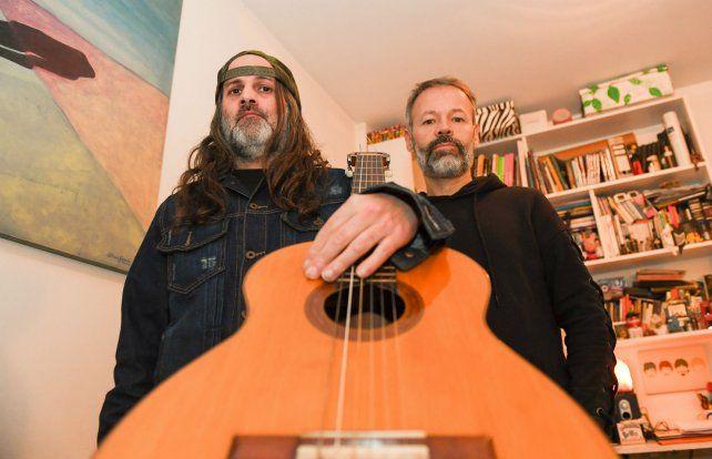 Sergio Chotsourián y Gabo Ferro coincidieron en su mutua admiración y la plasmaron en un álbum.