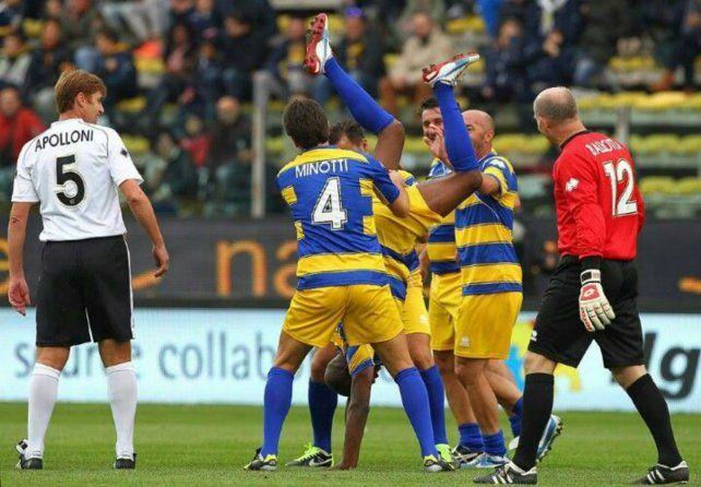 Festejo. Parma