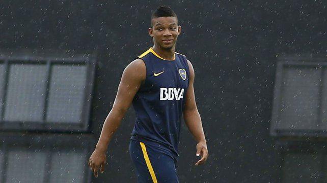 Frank Fabra, afuera de todo: Mundial y Copa Libertadores