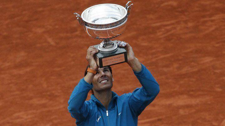 Nadal venció a Thiem y ganó su 11º título de Roland Garros