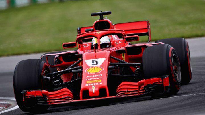 Ferrari no ganaba en Canadá desde 2004 con el multicampeón Michael Schumacher en el volante.