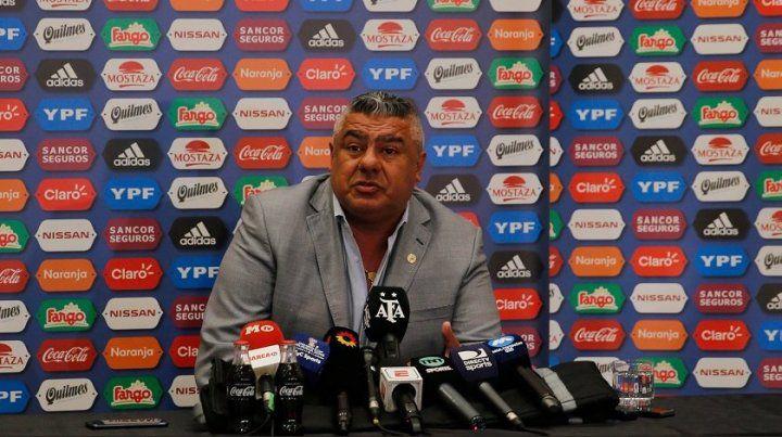 Chiqui Tapia pidió sacarle las presiones a Messi