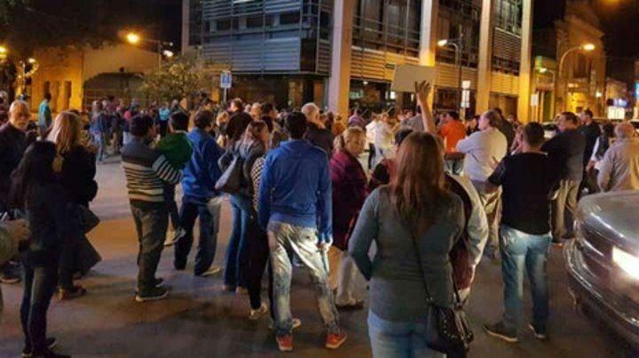 Protestas. Desde que llegaron los tarifazos de luz