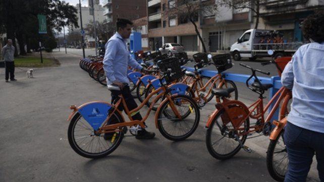 Mi bici tu bici. El costo del trasbordo sería similar al que rige hoy.
