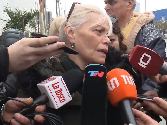 La madre de un tripulante del pesquero afirmó que el barco estaba roto