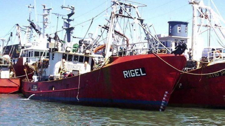 Mar del Plata. El pesquero Rigel desapareció con nueve tripulantes.