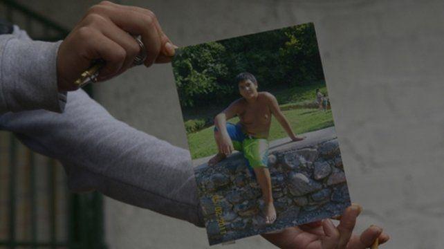 Inocente. Fabricio tenía 17 años y jugaba a la bolitas cuando lo mataron.