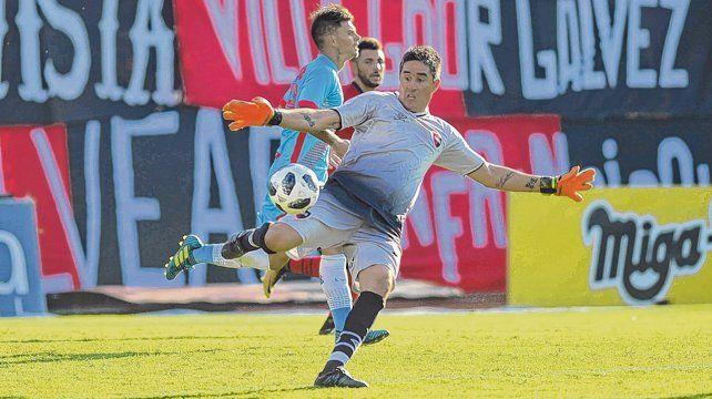 Rendidor. Nelson Ibáñez recién tuvo continuidad en el primer semestre del año y fue uno de los mejores del plantel. El contrato llega a su fin y hay que negociar para que siga.