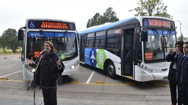 Fein calificó de insignificante la polémica por la imagen del Che en el transporte público