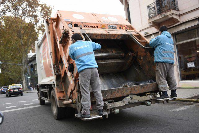 Los recolectores de basura se suman al paro nacional convocado por la CTA