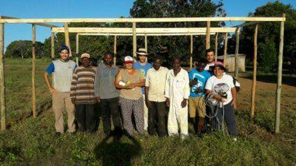 Los voluntarios deberán participar de talleres de capacitación durante los primeros seis meses antes de viajar.
