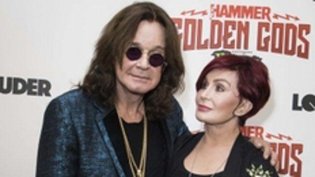 Ozzy Osbourne fue premiado con el Golden God