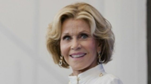 Jane Fonda recibirá en Francia el premio Lumiere