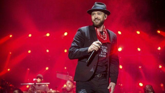 Timberlake, el más redituable en la ruta