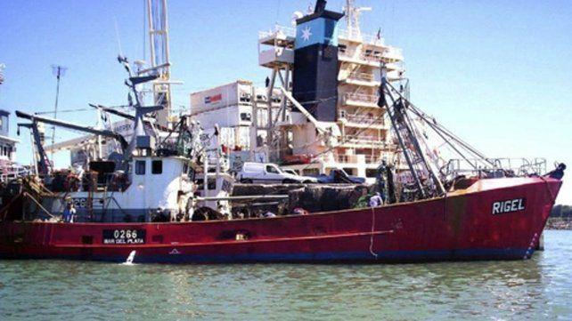 El pesquero zarpó el martes desde Mar del Plata y desapareció el viernes a las 23