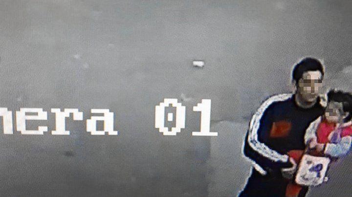 El acusado. Pablo Guevara se escapó de la casa con su sobrina.
