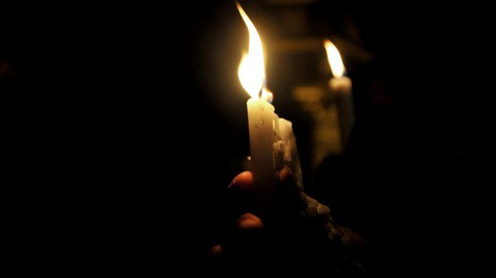 Marcharon con velas en Las Delicias para pedir más seguridad