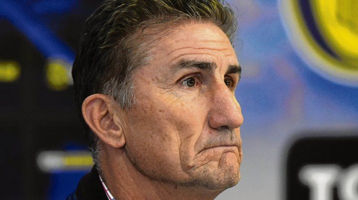 Técnico. Edgardo Bauza buscará convencer a Ruben porque desea contar como sea con el goleador.
