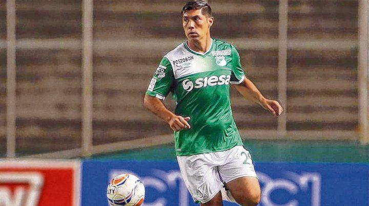 Busca salir. Moiraghi está relegado y negocia desvincularse de Deportivo Cali. Tiene contrató hasta 2019.