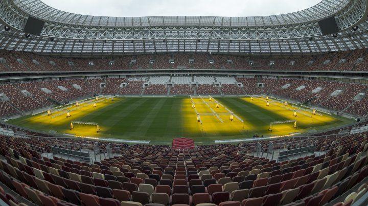 Cómo será la ceremonia inaugural del Mundial 2018