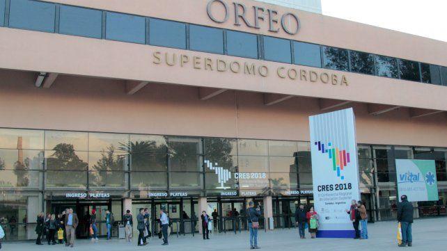 El Orfeo Superdomo Córdoba