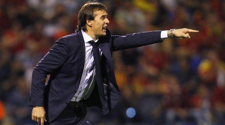 Lopetegui será el técnico de Real Madrid tras el Mundial de Rusia
