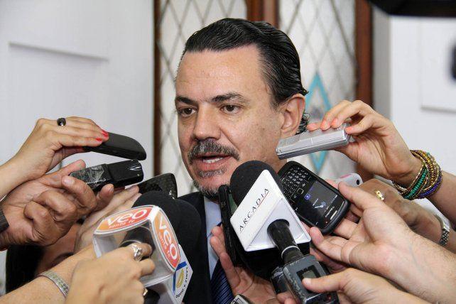 Galassi pidió aceptar la posición de Contigiani tras su renuncia al bloque socialista