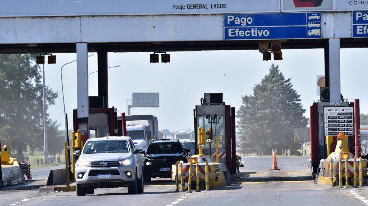 En rutas nacionales y autopistas a Buenos Aires y Córdoba habrá asambleas de dos horas por turno.