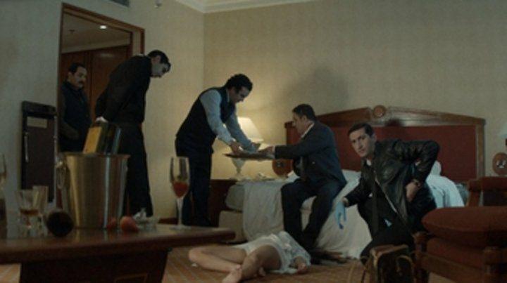 Policial. Cuando una mujer aparece muerta en la habitación de un hotel