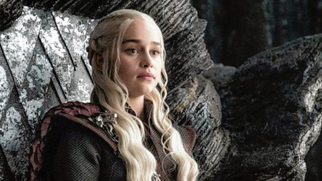 La más bella. Daenerys Targaryen