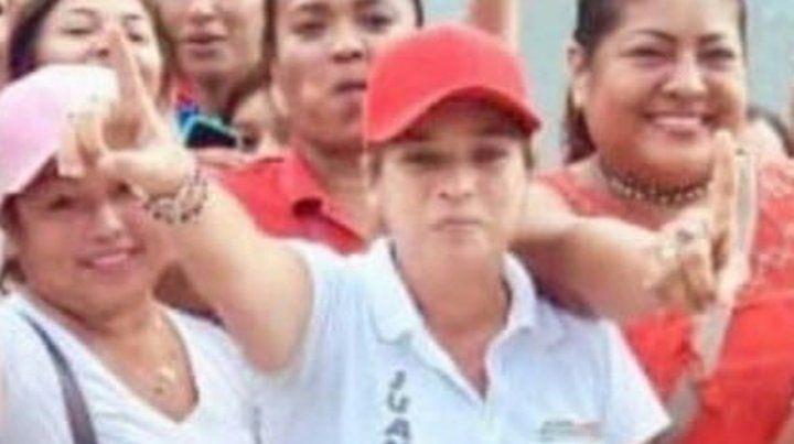 Rosely Magaña Martínez era candidata del gobernante Partido Revolucionario Institucional.