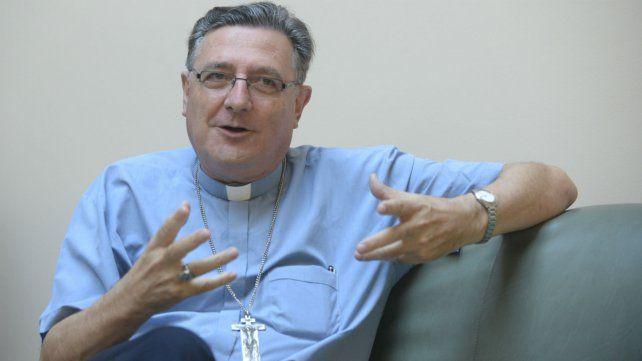 Monseñor Martín: La misma Constitución Nacional habla de defender al niño en el vientre de la madre.