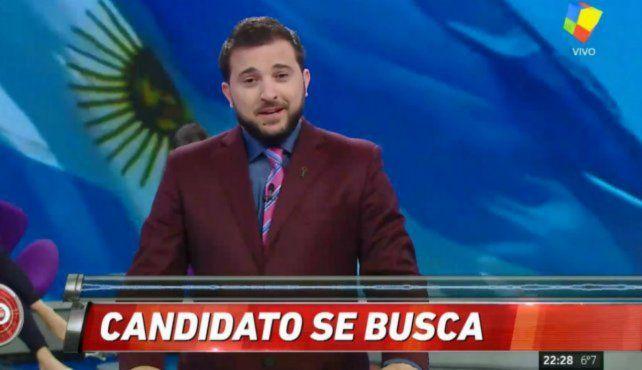 Brancatelli lanzó su candidatura a Intendente de Ituzaingó