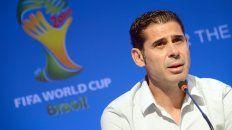 Fernando Hierro será el DT de España durante el Mundial de Rusia, luego de que fuera despedido Julen Lopetegui.
