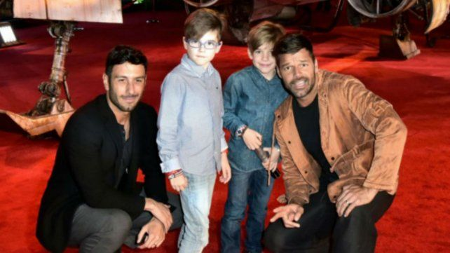 Ricky Martin: Me gustaría que mis hijos fueran gay