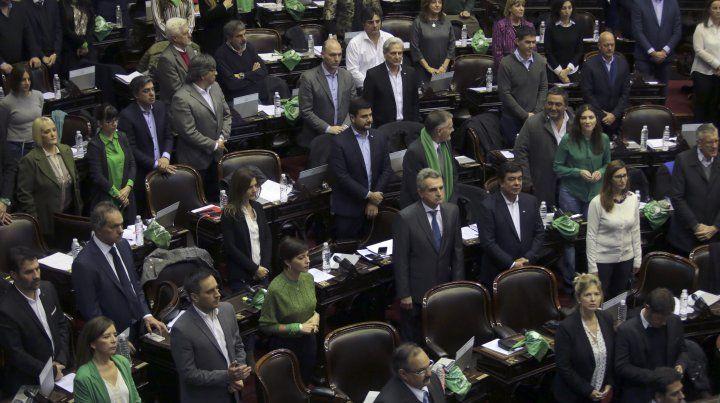 Con fuertes discursos, la Cámara de Diputados continúa debatiendo la despenalización del aborto