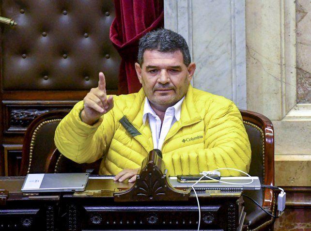 Olmedo dijo que la ley del aborto es para los ricos porque la gente humilde no aborta, tiene valores