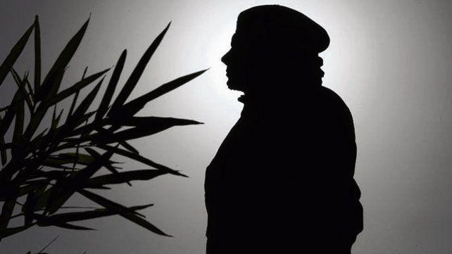 La imagen del mítico líder revolucionario.
