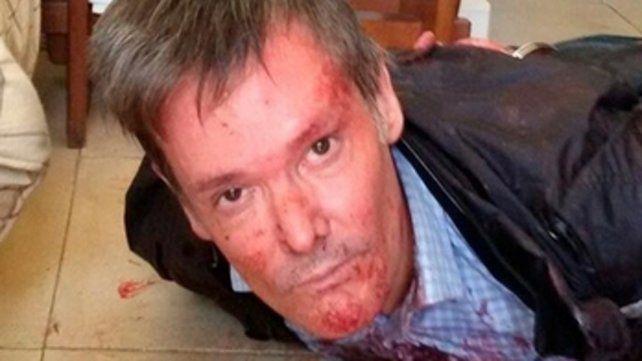 Pavoroso. El empresario Fernando Farré asesinó a su ex esposa en una casa del country Martindale
