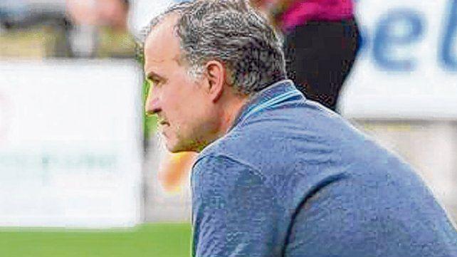 Bielsa será el DT de Leeds en el ascenso