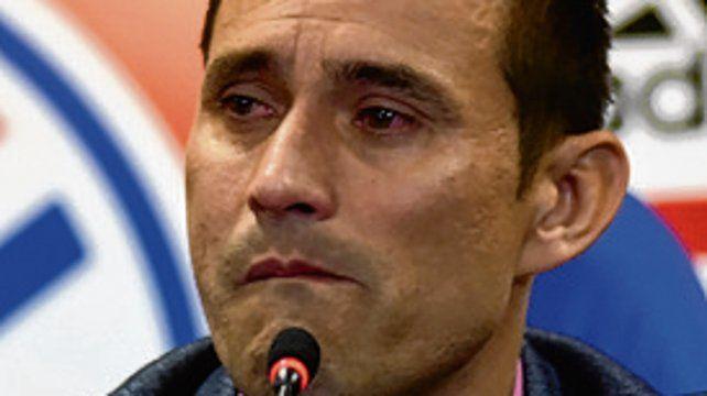 Justo Villar se despidió de la selección