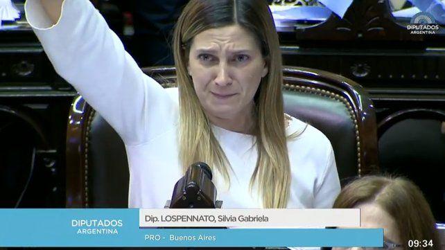 El discurso de cierre de Lospennato provocó emoción y aplausos