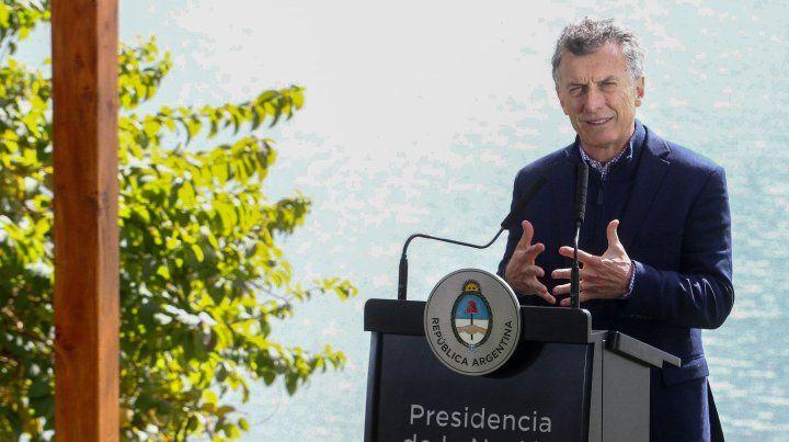 Macri destacó la altura del debate en Diputados por la legalización del aborto.