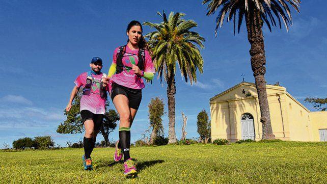 Entre Termas, un evento de salud y deporte